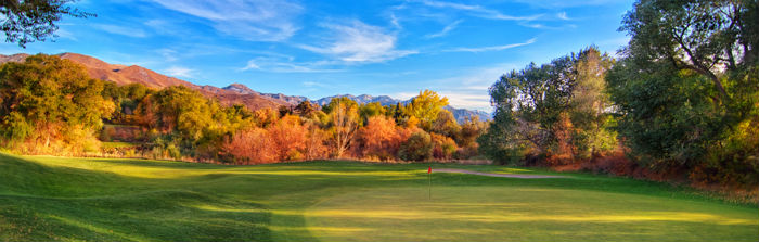 Salt Lake City Golf Courses